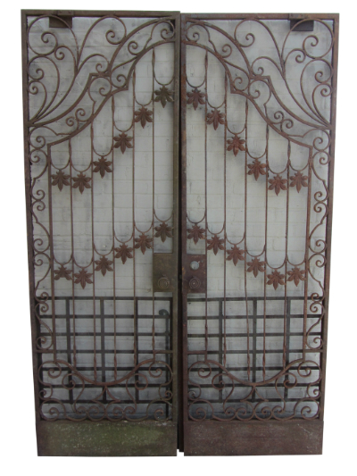 Iron · Doors  sc 1 th 259 & South Front Antiques